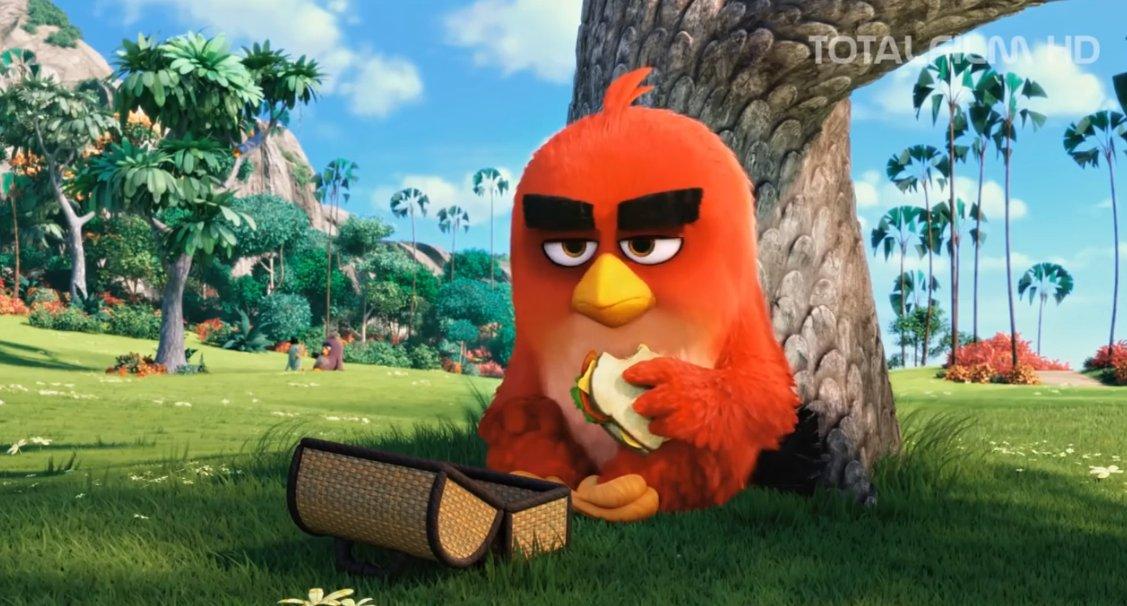 Angry Birds ve filmu (2016) online ke shlédnutí.