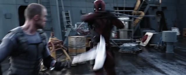 Deadpool dokáže úžasně rychle regenerovat.