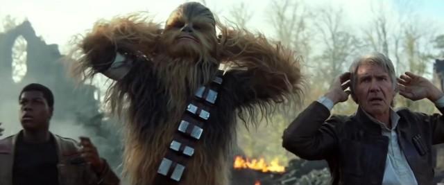 Han Solo i Chewbacca jsou zase zpátky!
