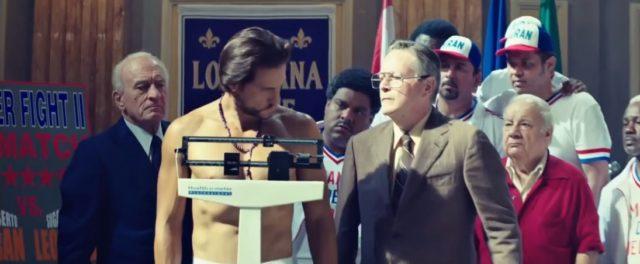 Příběh boxera Roberta Durana a jeho trenéra Raye Arcela.