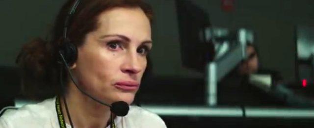 Nové americké drama s Julii Roberts,  v hlavní roli.