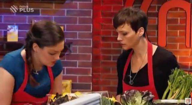 Lucia byla velmi schopná kuchařka a přesto vypadla.