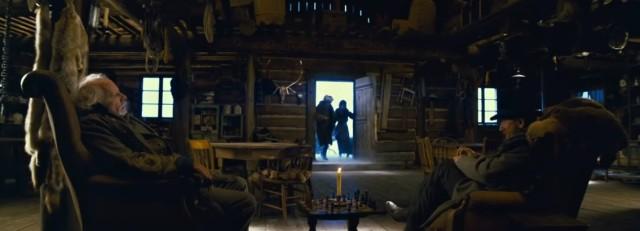 Dřevěnice u Minie je jediným možným útočištěm.