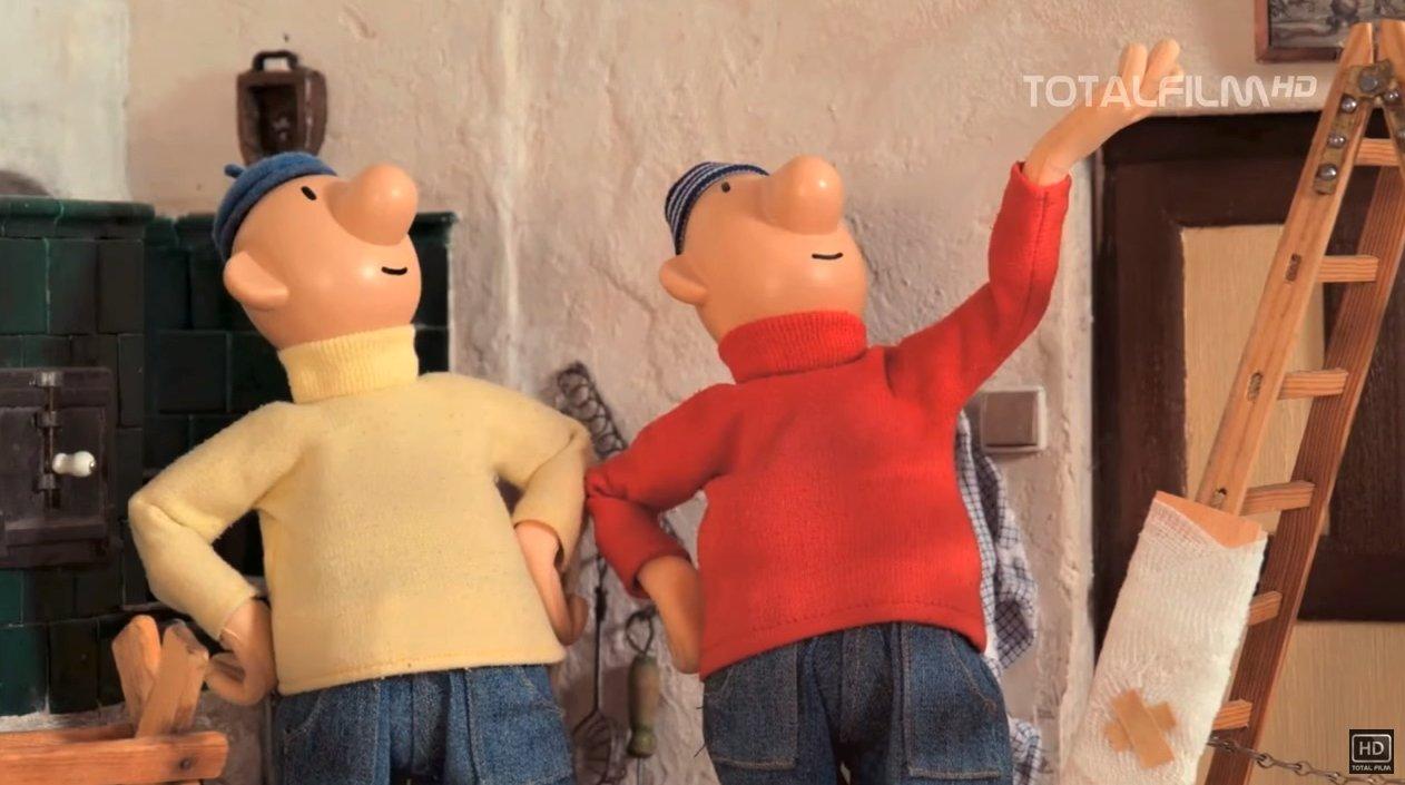 Pat a Mat ve filmu (2016) online ke shlédnutí zdarma.