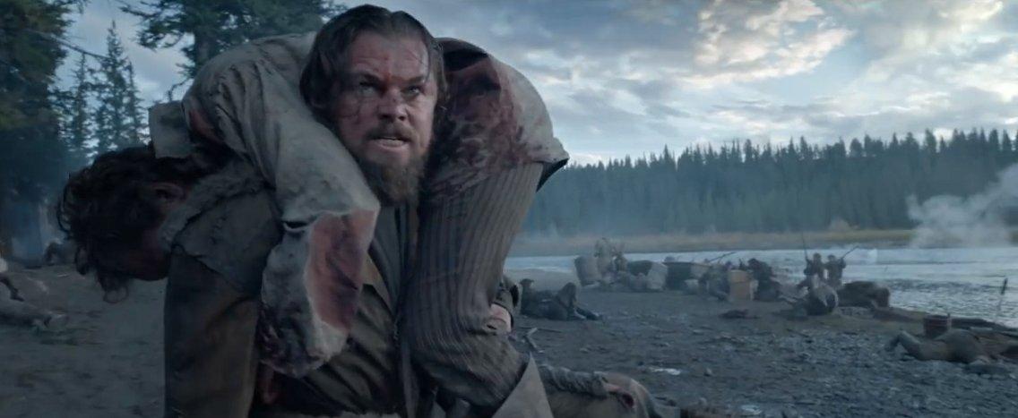 V hlavní roli Leonardo DiCaprio.